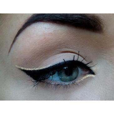 Resultado de imagem para olhos maquiados