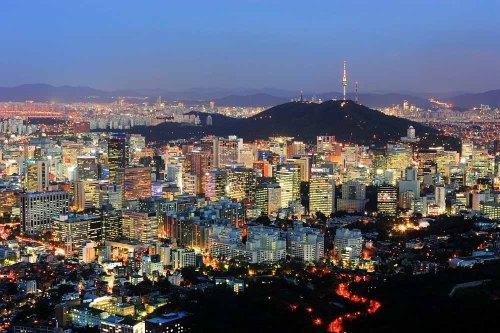 Resultado de imagem para seul coreia