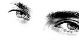 Resultado de imagem para olhar masculino