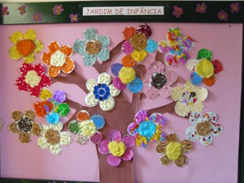 Resultado de imagem para escolas e flores