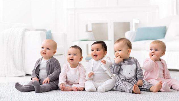 Resultado de imagem para bebês vários
