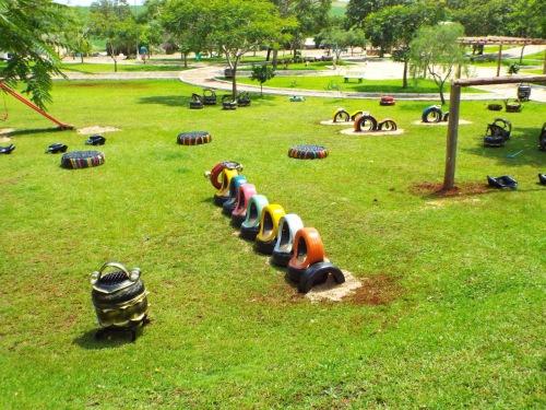 Resultado de imagem para reciclagem de pneus