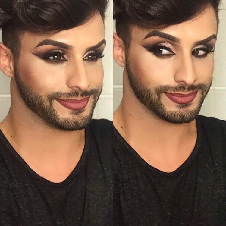 Resultado de imagem para Augustin maquiador