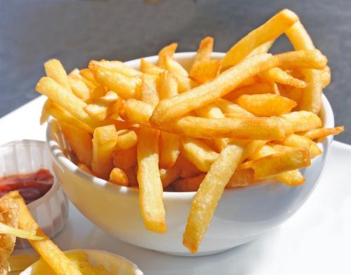 Resultado de imagem para Batatas chips rechonchudas
